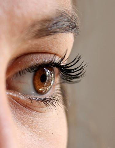 Eye treatment with Gate To Wellness
