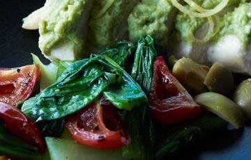 Healthy food recipe Thailand