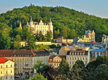 Karlovy Vary Spa capital, weight loss in Czech Republic